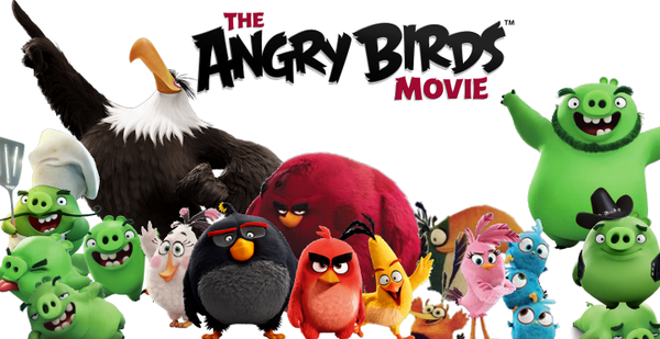 Angry Birds Movie pic